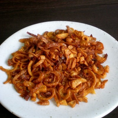 Pantry 101 – Fried Shallots