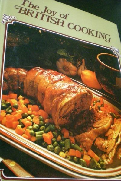 Kitch Lit – The Joy of British Cooking