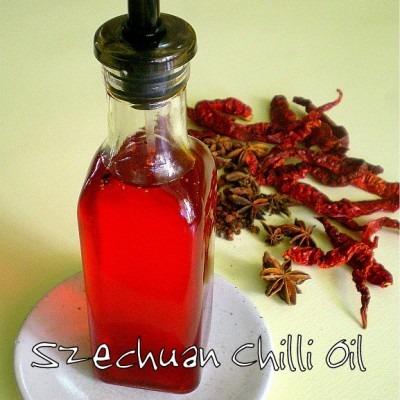 Szechuan Chilli Oil