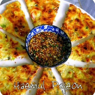 Korean Mania! Haemul Pajeon