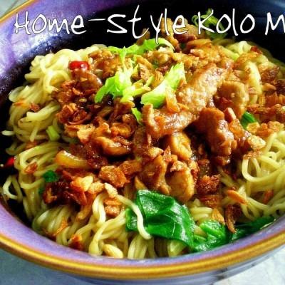 Home-Style Kolo Mee