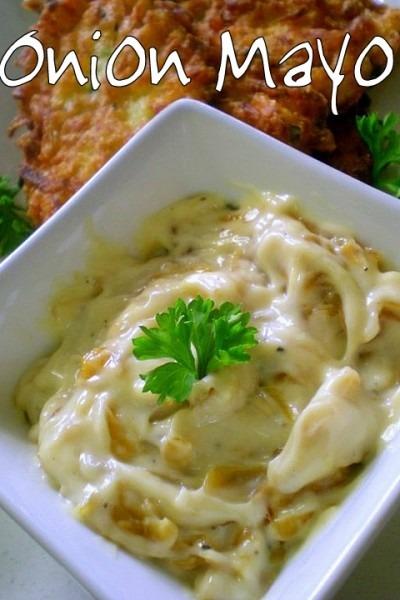 Caramelised Onion Mayo