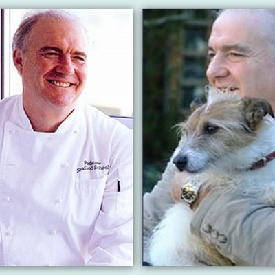 Visual Gastronomy – Rick Stein and his many conquests….
