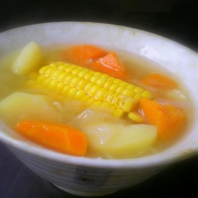 Scoop-A-Soup! – ABC Soup