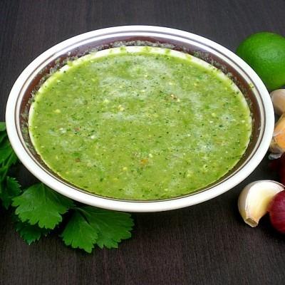 Green Chilli Hotpot Dipping Sauce