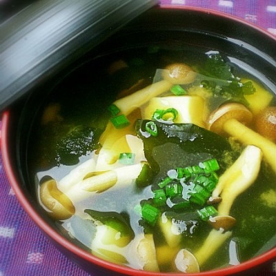 Scoop-A-Soup! – Miso Soup