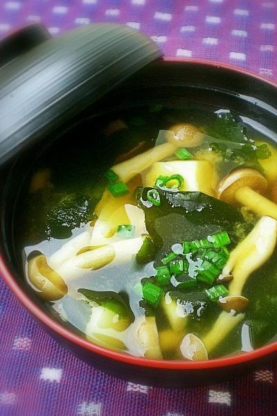 Scoop-A-Soup! – Miso Soup