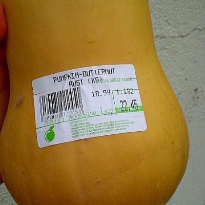 Butternut Squash Pasta – Back 2 Back