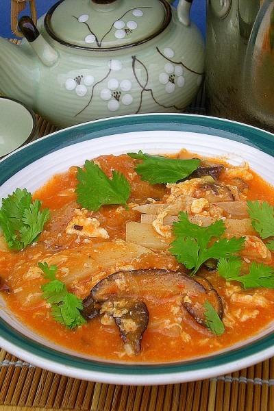 Fish Maw Soup (Ko Ro), Foochow Style