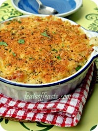 baked rice 1 w