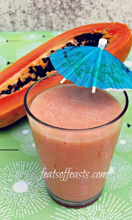 papaya milk 3 w