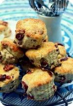 cranberry scones 3 w