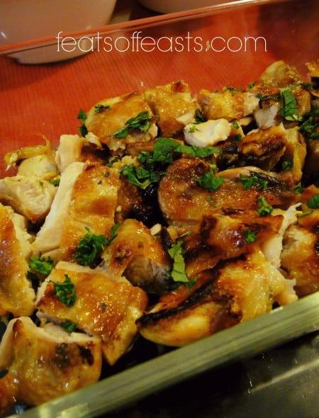 vietnamese grilled chicken f