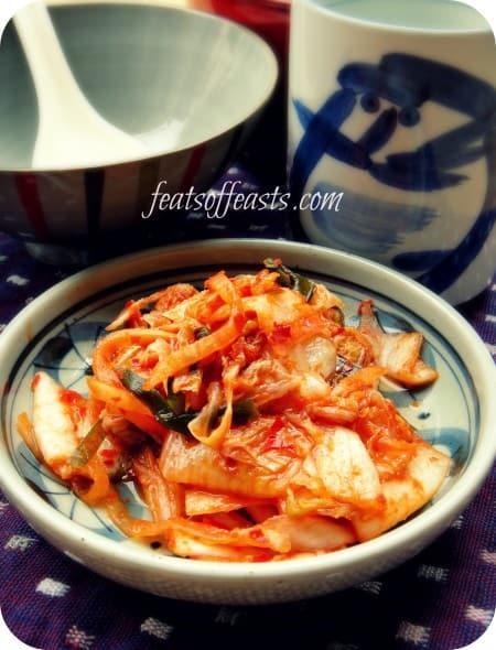 kimchi 1w