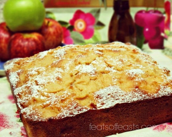 apple cake 2w