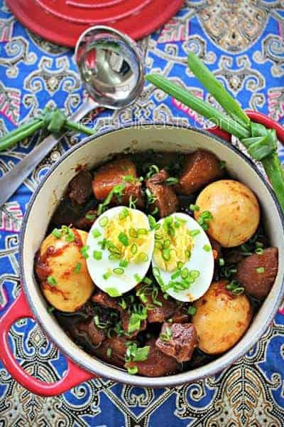 Braised Pork and Potatoes – Mum's Style